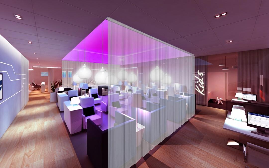 Finnair révèle son nouveau Loung Premium avec Spa à l'aéroport d'Helsinki