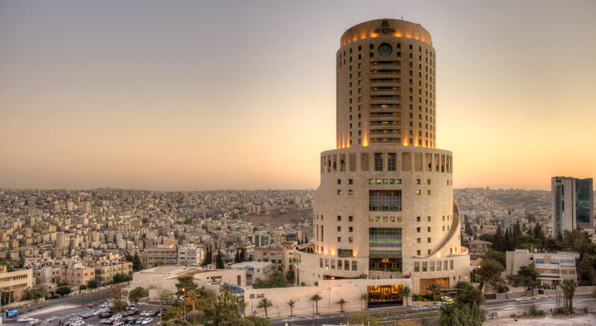 Review Hôtel Royal Amman – Jordanie